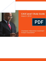 March 2018 Level i Study Guide Final 0