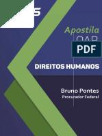 Apostila Direitos Humanos Bruno Pontes