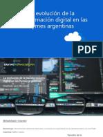 Estudio Sobre La Evolución de La Transformación Digital en Las Pymes, De Kantar Exclusivo Para Microsoft