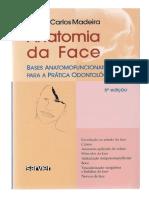 Anatomia Da Face - Madeira