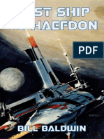 Last Ship to Haefdon