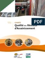 Charte - Qualité des Réseaux d'Assainissement (Version 3 Mai 2016)