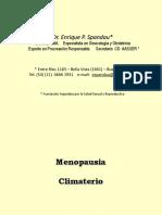 Sr Menopausia Climaterio
