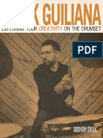 345066171 Mark Guiliana Exploring Your Creativity on the Drumset