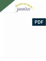 01 Janeiro Planner2018