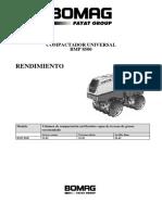Bmp8500 Ficha Tec