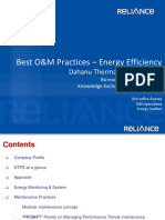 Best Practices Case Study Dahanu Thermal Power Station KEP03 03