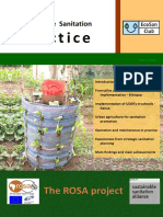 Sustainable Sanitation Practice