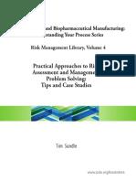 Risk Management Library Volume 4