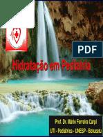 Hidratacao Pediatria 2014 - Prof Mario.pdf