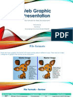 web graphic presentation