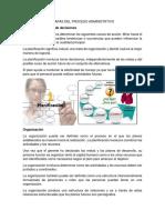 Etapas Del Proceso Administrativo