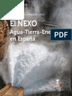 El Nexo. Agua- Tierra- Energía en España.pdf