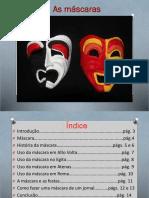 As máscaras.pptx