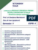 Predavanje 3-DIMENZIONISANJE PRESEKA PREMA TEORIJI GRANICNIH STANJA.pdf