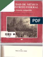 Hira de Gortari y Regina Hernández-La Ciudad de México y el Distrito Federal
