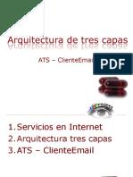 Arquitectura Tres Capas