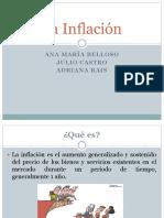 La Inflación - PPT