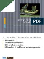 Diseño de Sistemas Mecatronicos