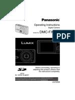 Panasonic Dmcfx8 Eng