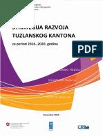 Strategija Razvoja TK Za Period 2016 2020godina