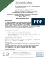 Practica Estadística I-Descriptiva Ing 2018-1