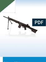7.62 mm HK11 A1 Light Machine Gun