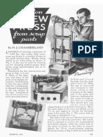 Model Engineer's Workshop Press