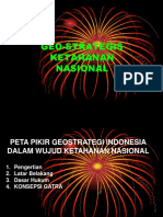 Geo Strategi Indonesia 1