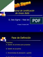 Seis Sigma Definicion Gb