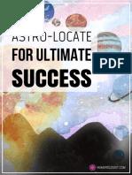 Astro Locate for Success
