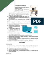 Proyecto Del Manual de Computo
