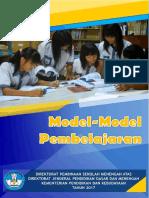 01. Model-Model Pembelajaran
