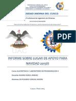 Responzabilidad Universidad Andina Del Cusco