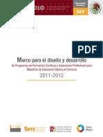 Marco para el diseño y desarrollo de Programas de Formación Continua 2011-2012.pdf