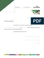 Modelo Autorización Retiro de Certif