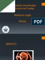 Abort o Medicina Legal