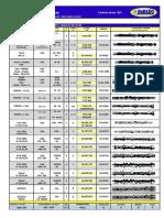 Catalogo Fiat Indeco Eixo Comando de Valvula