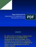 Clase 14 Marcadores-Tumorales