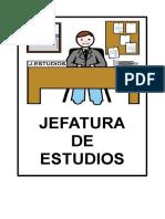 Cartel Escuela VI