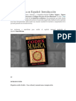 Codex Magica en Español