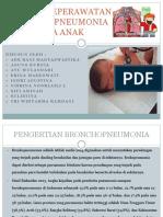 Asuhan Keperawatan Bronchopneumonia Pada Anak