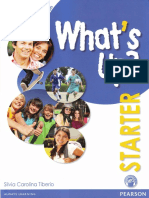 What's Up 2nd Edition Starter Student's Book and Workbook