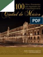 Los cien sitios turísticos  más representativos de la Ciudad de México