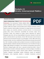 Direito Internacional Publico introdução