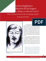 Derechos lingüísticos y revitalización de las lenguas. Conferencia y diálogo con Mauricio Gnerre.pdf
