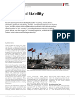 Turkey Security and Stability CSS Feb 2018
