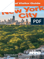 NYC Official Visitor Guide Summer 2017
