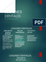 LESIONES DENTALES