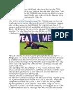 PSG Lay Ai Thay the Naymar
